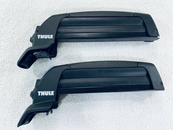 Lot Of 2 Thule 5401 Snowcat Ski Snowboard Carrier Rooftop Rack Clamp Replacement $49.99