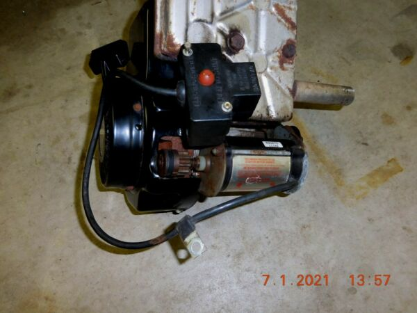 Murray Craftsman Snow Blower Electric Start Engine 2 cycle 4.5 H.P. 21quot;