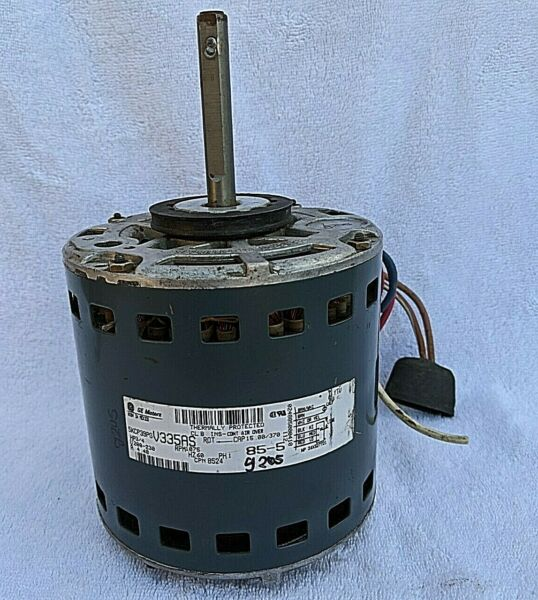 GE Motors 5KCP39PGV335AS Furnace Blower Motor 3 4HP 1075RPM 1PH quot;FREE SHIPPINGquot; $94.99