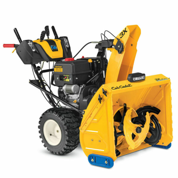 Cub Cadet 3X 30 Pro Hydro Snow Thrower Free Shipping Liftgate