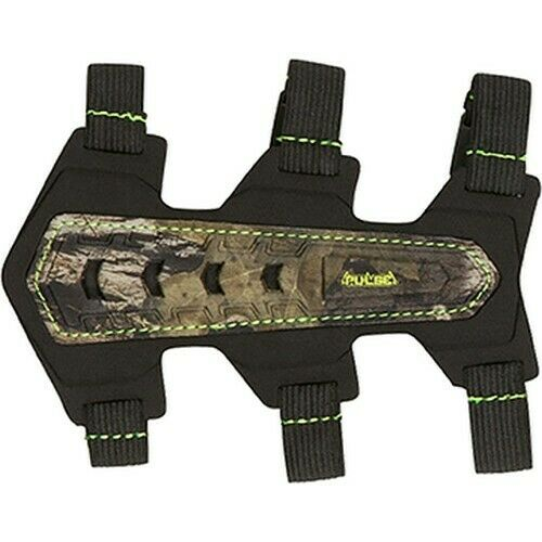 Pulse Artery By Allen 3 Strap Armguard Adjustable Mossy Oak Break Up Camo $13.49