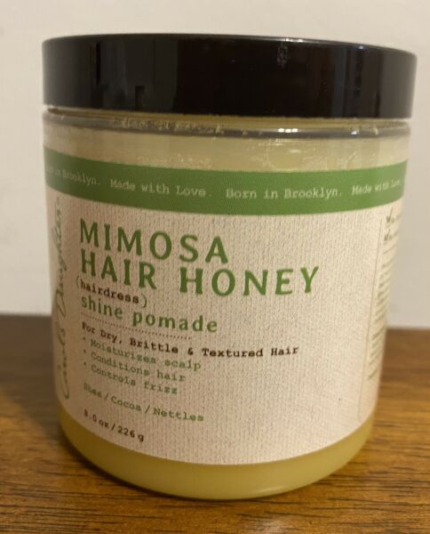 Carol#x27;s Daughter Mimosa Hair Honey Shine Pomade Hairdress 8oz
