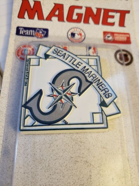 Seattle Mariners magnet very rare and vintage