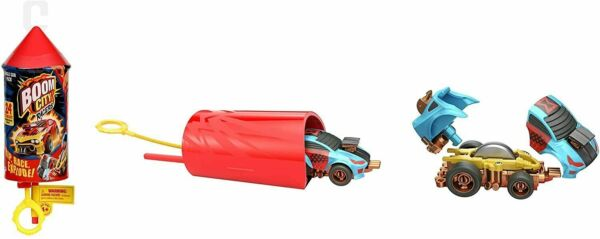 NEW BOOM CITY RACERS SINGLE CAR PACK $8.99