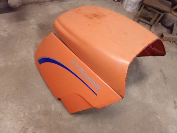 Simplicity Legacy 20 hp Hood Side covers Panels