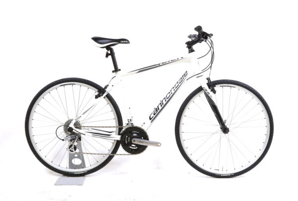 2010 Cannondale Quick 5 Fitness Hybrid Bike 3 x 8 Speed L 18quot; $349.69