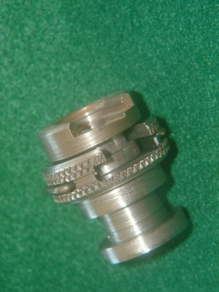 Herters shell holder adapter use RCBS Lee shellholder fits Lachmiller also