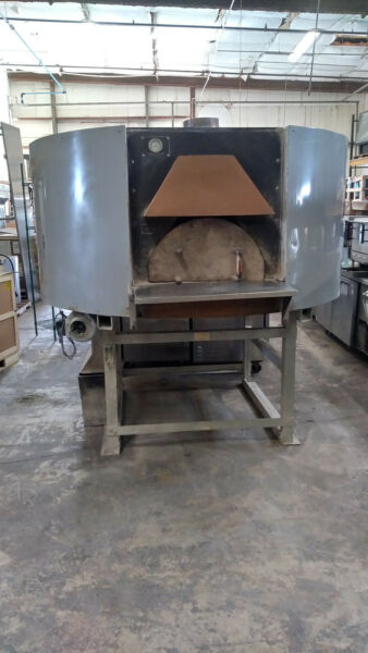 160 PAGW EARTHSTONE USED WOOD OR COAL FIRED PIZZA OVEN $10000.00