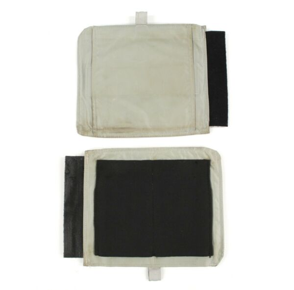 Velocity Systems Grey ULV Size Small Carrier Cummerbund Side Plate Pocket Set SR $39.99
