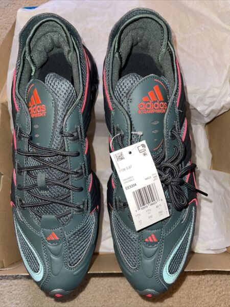 adidas fyw s 97 Carbon And Red Size 12 New In Box $49.99
