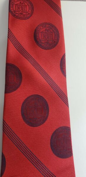 Michael Bruce Silk Lawyer Judge NeckTie FEDERAL BAR ASSOCIATION USA 58quot; long