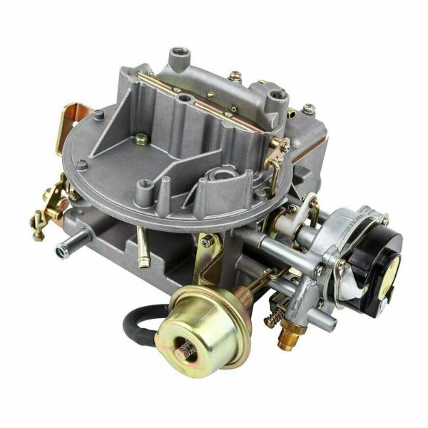 New Two 2 Barrel Carburetor Carb 2100 For Ford 400 302 351 Cu Jeep Engine 2150 $85.20