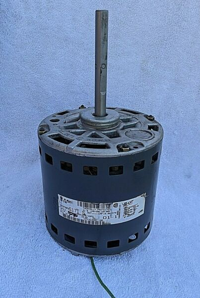 GE 5KCP39PGS171S Furnace Blower Motor 3 4HP 1075RPM 4SPD 1PH 115V HC45AE118A $89.99