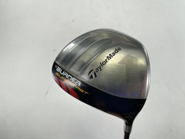 Taylormade Burner Superfast Driver 12* Matrix Ozik Senior Graphite Mens RH