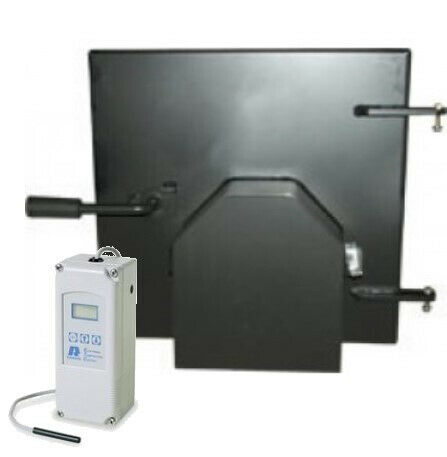 DIY Kit with Door Build Your Own Wood Boiler or Furnace $900.00