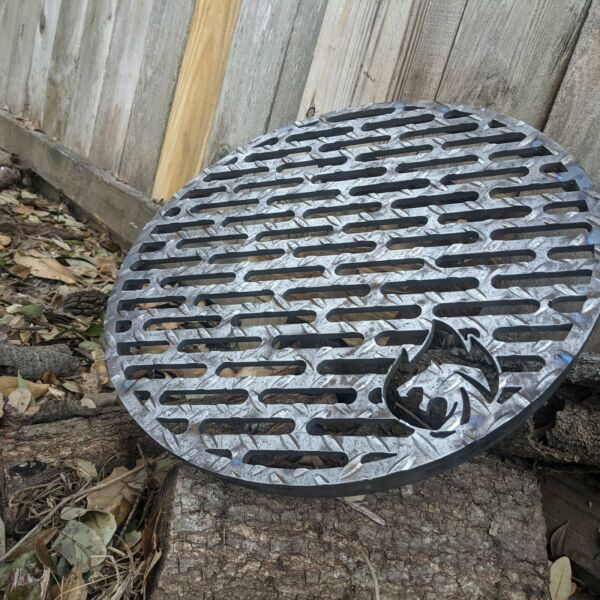 Heavy Duty Bbq Grill Grate Custom Any Size Up To 30quot;