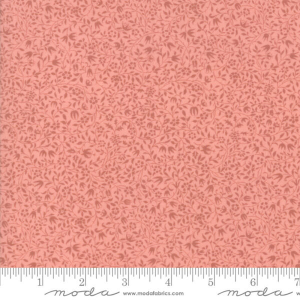 Best of Morris Spring Rose 33500 12 by V amp; A Company for Moda Fabric half yard