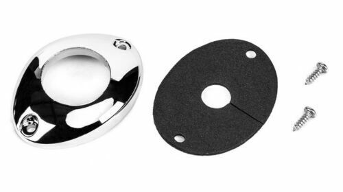 Whelen Chrome Vertex Surface Mount Flange Kit VTXFC. from Master Distributor