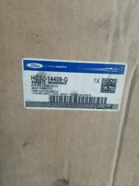 Genuine Ford Wire Assembly Fuel Sender HC3Z 14406 G OPEN BOX $125.00