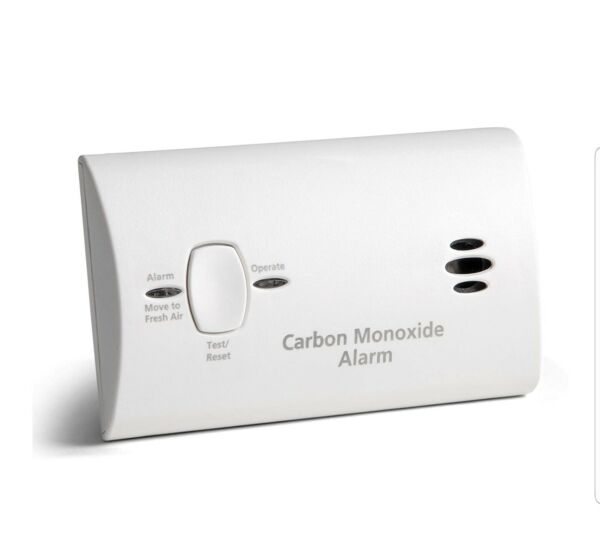 Code One Battery Operated Carbon Monoxide Detector 9C05 LP2 $16.95