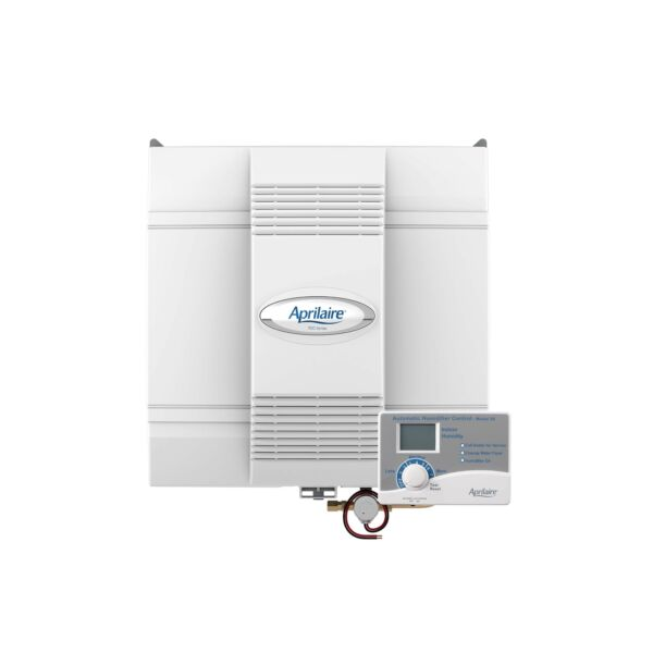 Aprilaire 700 Whole Home Humidifier Automatic Fan Powered Furnace Humidifier... $320.14