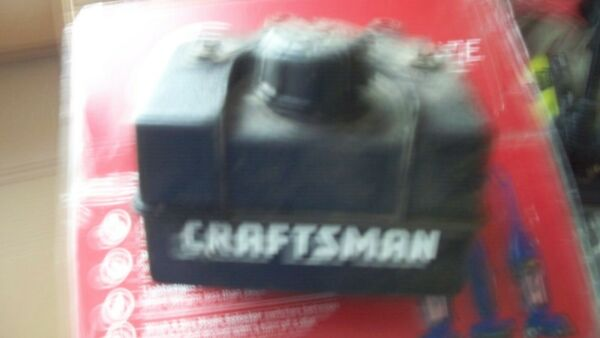 1 Craftsman gas tank w brkt. used in good condition
