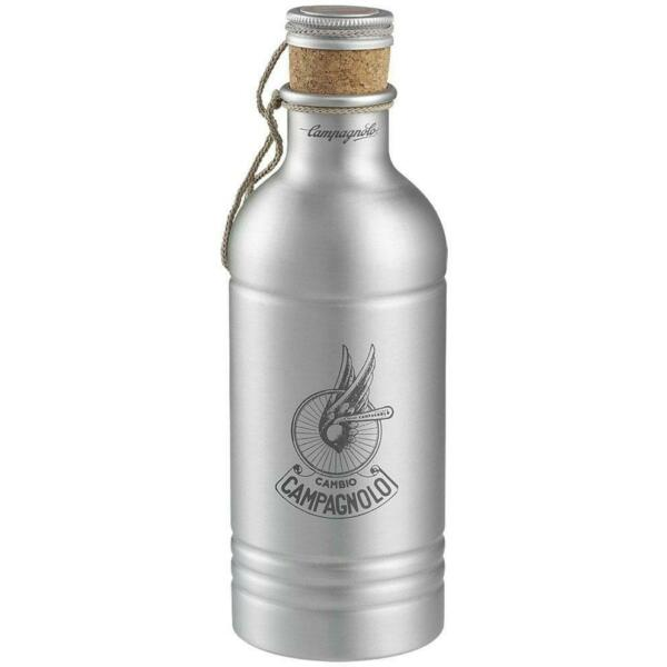 Campagnolo Bicycle Cycle Bike Aluminium Vintage Water Bottle Silver $65.99