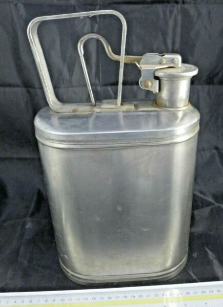 PROTECTOSEAL Solvent Carrier 1 Gallon Stainless Steel Can F883A $67.99
