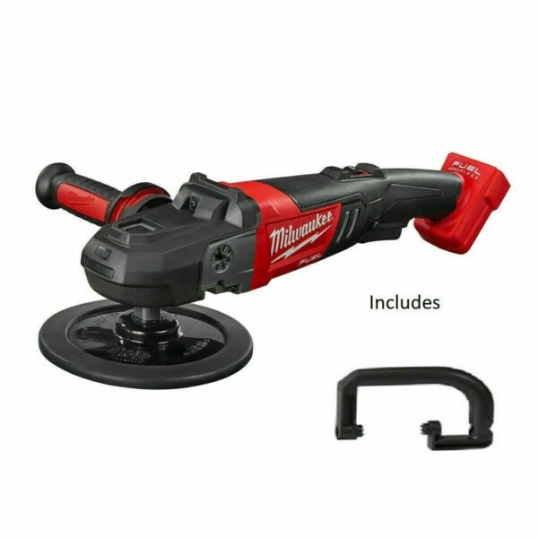 Milwaukee Electric Tool 2738 20 M18 Fuel 7quot; Variable Speed Polisher Bare Tool $201.98