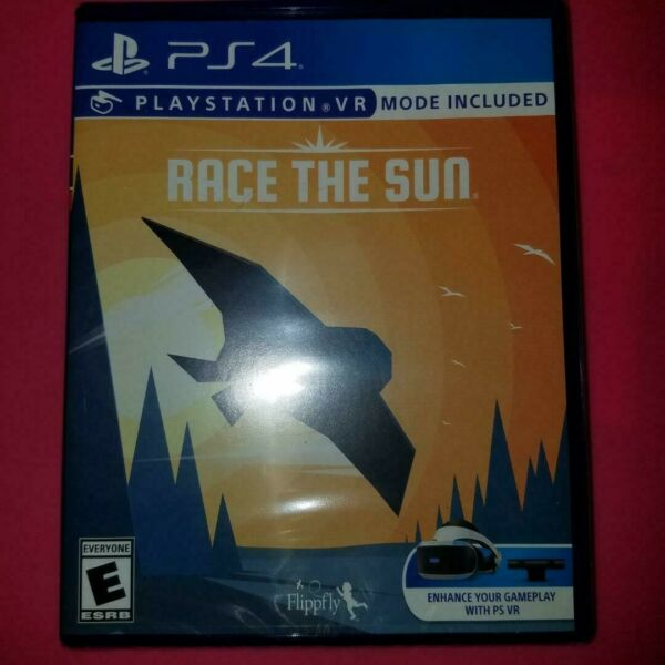 Race the Sun for the Playstation 4 Brand new
