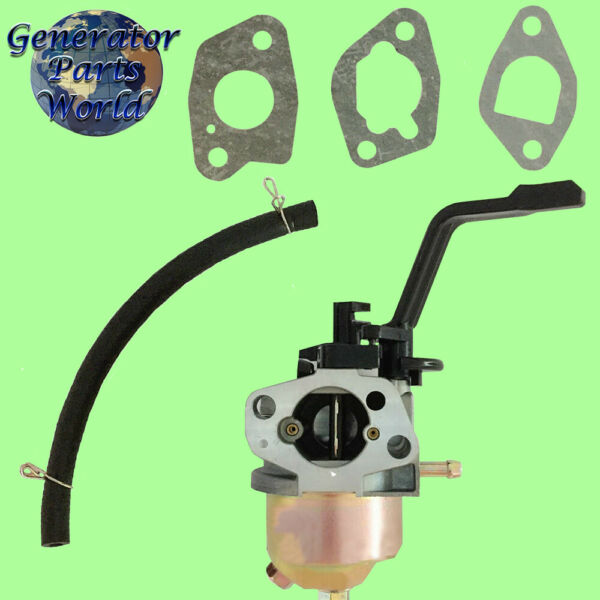 Ariens Carburetor w Gaskets Line for 986005 2800 Pressure Washer