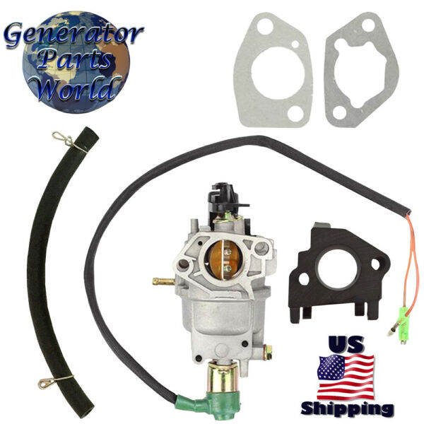 Ariens Carburetor w Solenoid for 986055 7500 9375 13hp Gas Generator