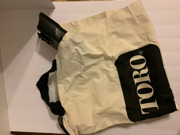 New OEM 137 2336 Toro Blower Vac Replacement Bag for 51574 2007 amp; 51599 2009