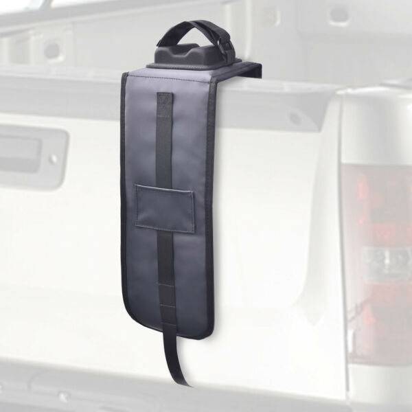 Durable Tailgate Pad Bike Rack Protective Shuttle Pad w Strap for Pickup Truck $35.14