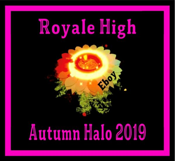 ROBLOX ROYALE HIGH AUTUMN HALO 2019 RH DIAMONDS **READ DESCRIPTION**