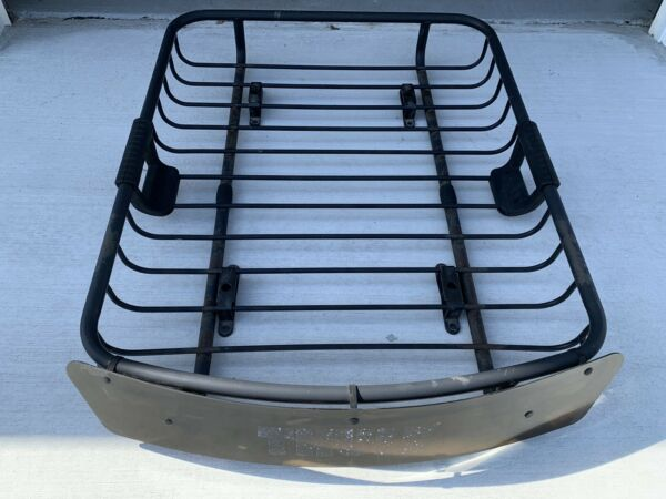 Thule Roof Cargo Basket w Fairing and key. NJ Pick up Jeep SUV $250.00
