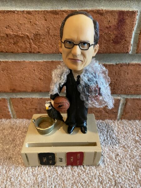 Byron White Bobblehead Green Bag Supreme Court Justice brand new in box $499.99