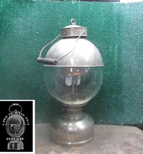Coleman Yale Sunshine 316 L Arc Lantern subsitute replacement glass globe