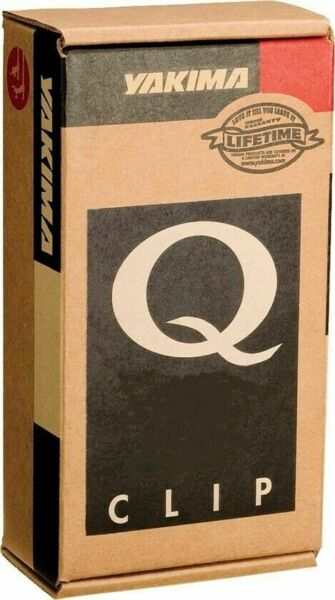 Yakima Roof Rack Q Clips for Q Towers New In Box Varies Sizes Q2 Q150 $8.00