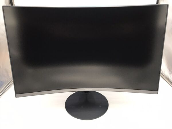 Samsung T55 Series 27quot; Curved Monitor LC27T550FDNXZA
