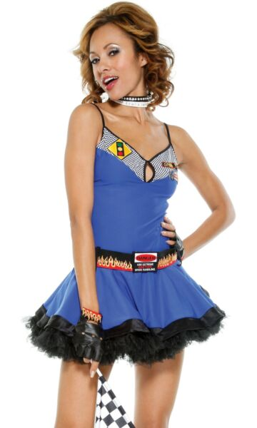 Forplay Women#x27;s Fast Lane Adult Sized Costumes $10.44