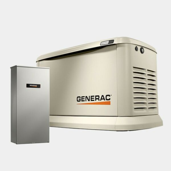 Guardian 16kW Air Cooled Home Standby Generator w Wi Fi and Whole House Switch $5199.00