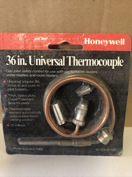 Honeywell CQ100A100A 36 Inch Replacement Thermocouple Gas FurnacesBoilers 13C $10.00