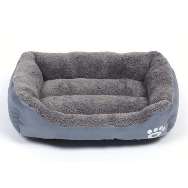 S M L XL Dog Bed Cat Bed High Quality Pet House Soft Warm Kennel Dog Blanket US $10.99
