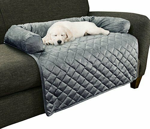 Furniture Protector Pet Cover for Dogs and Cats with Shredded Memory Foam fil... $45.69