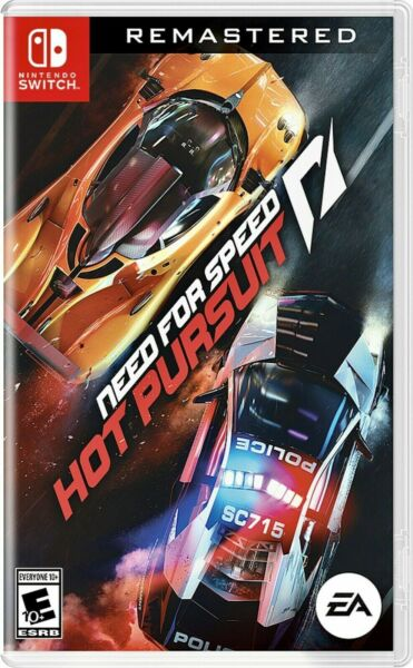 Need for Speed: Hot Pursuit Remastered Nintendo Switch BRAND NEW amp; SEALED 🔥🔥