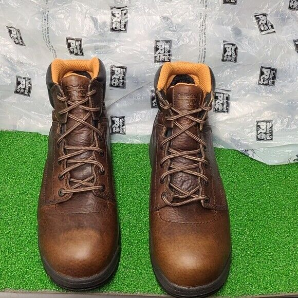 💖TIMBERLAND PRO TITAN 6quot; COMPOSITE SAFETY TOE💖FREE SHIPPING $150.00