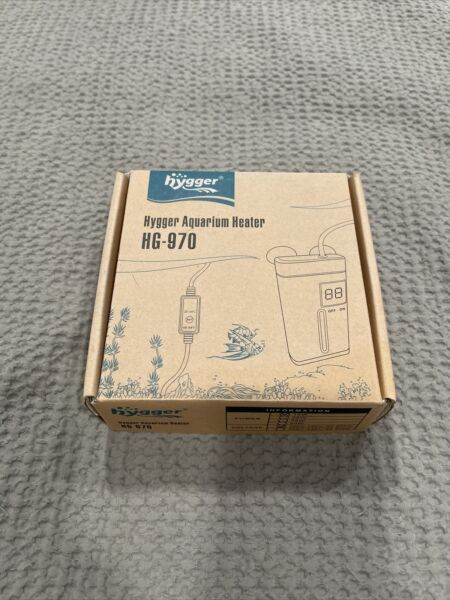 Hygger HG 970 Mini Betta Fish Heater For Small Fish Tank $8.00