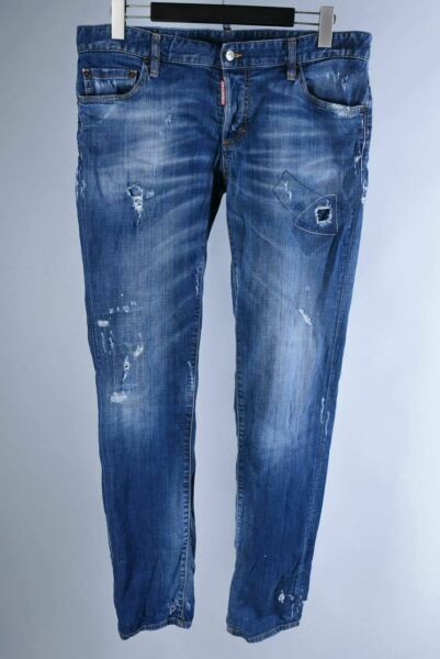 Dsquared 2 Classic Straight Jeans Size W36 L34 GBP 69.99