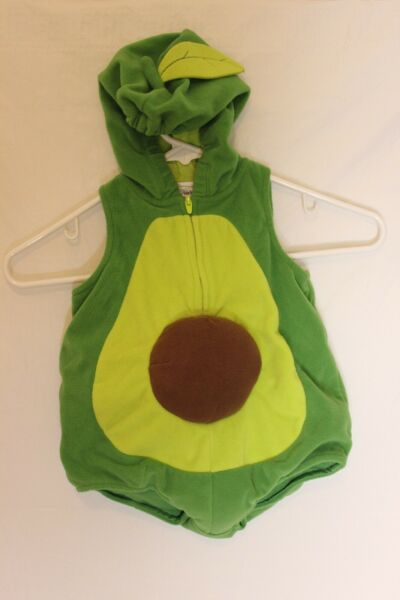Carter#x27;s Little Avocado One Piece Baby Costume 6 9 Months